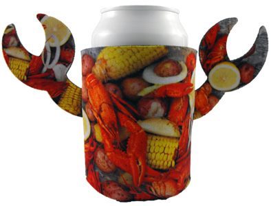 Crazy Frio Crawfish Sublimation