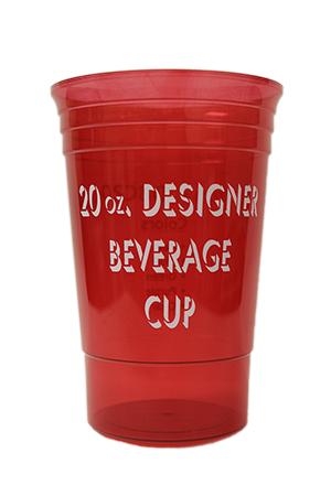 Designer Beverage Cup