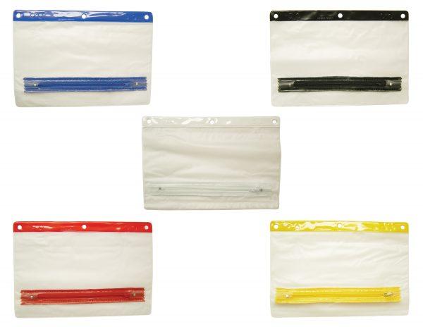 School Plastic Pouch
